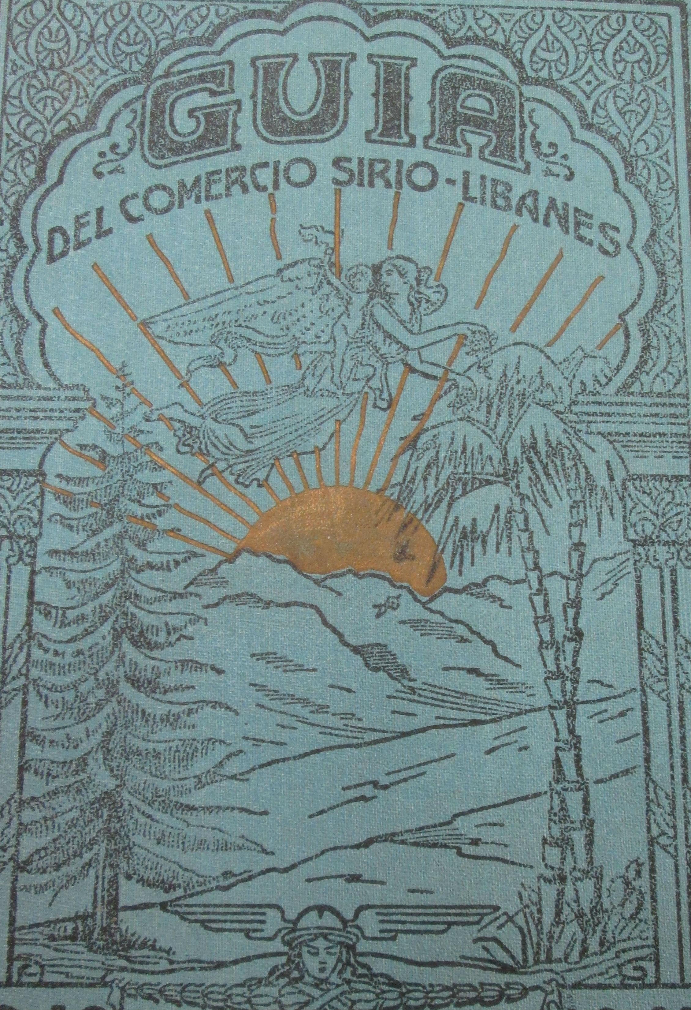 Constantino's 1942 Guía de Comercio Sírio Libanés