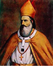 Maronite Patriarch Istifan al-Duwayhi