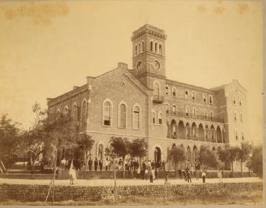 Syrian Protestant College, circa 1920.