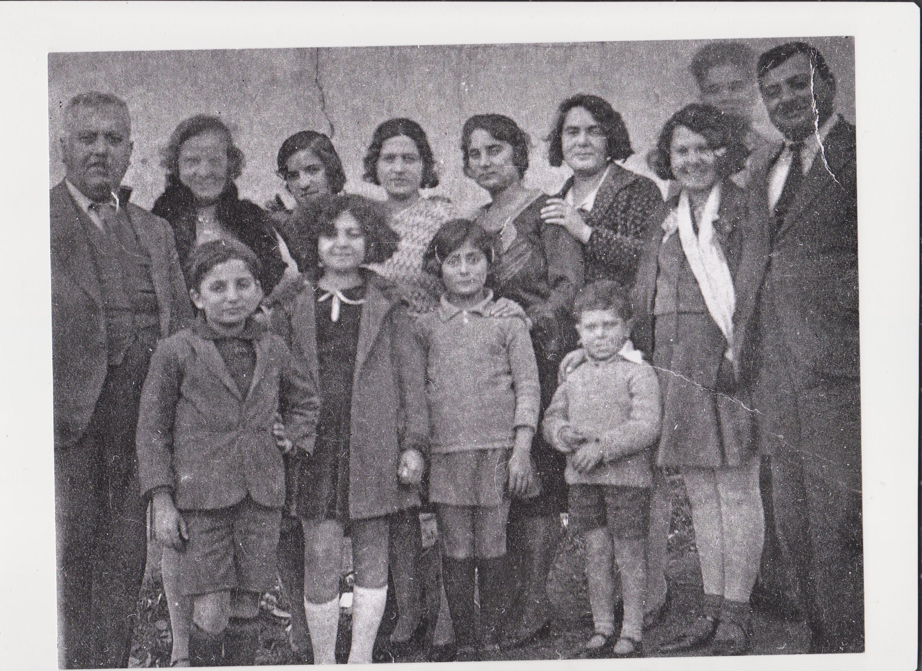 Haddads, 1930.