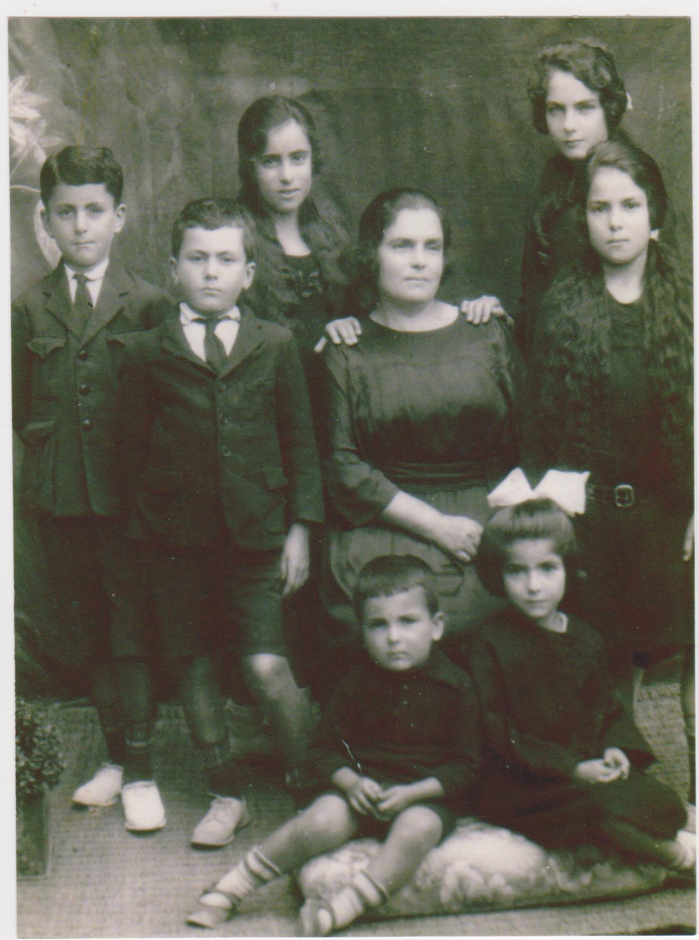 Nabeeha Akel (b.Haddad) 1922, Beirut.