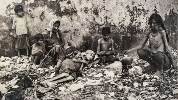 Famine in Lebanon