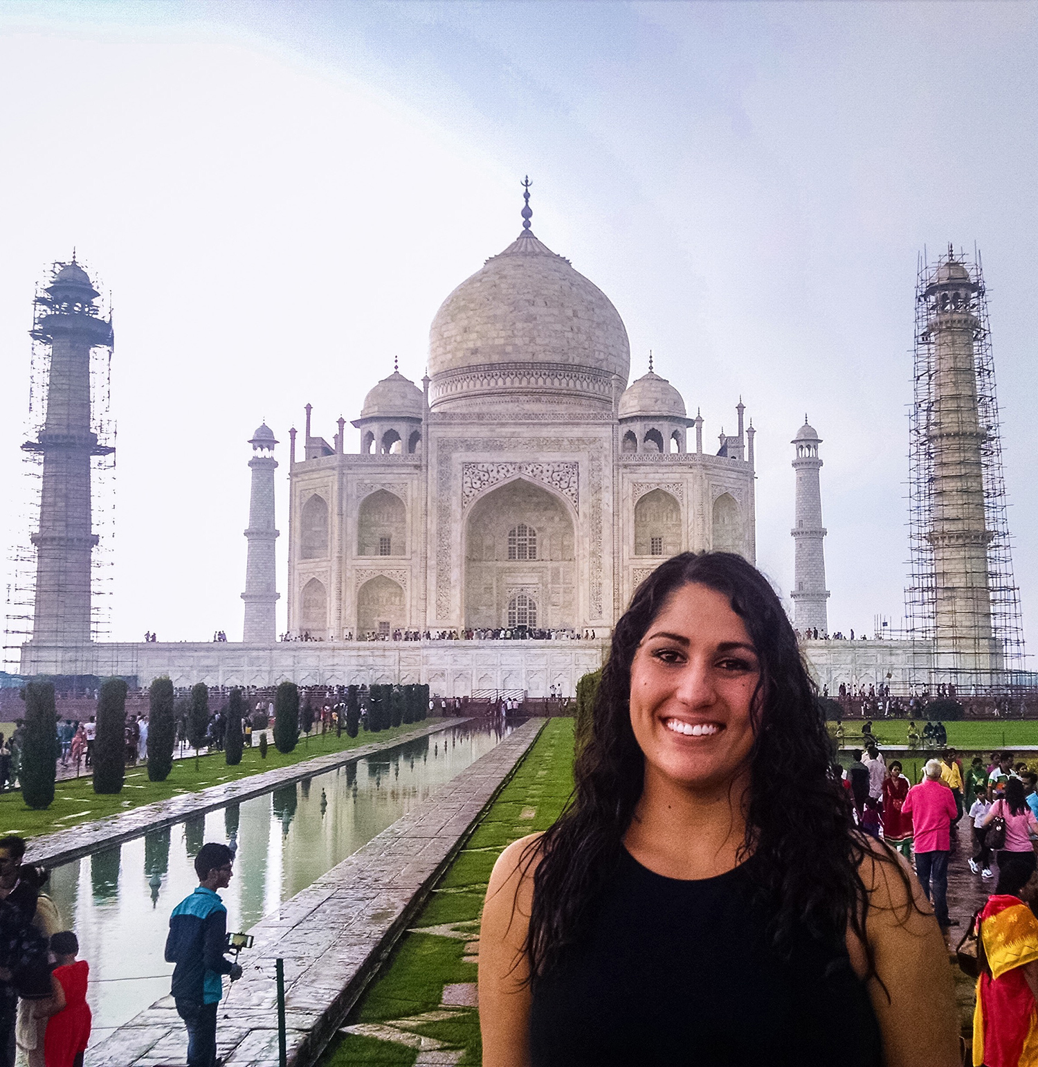 Global Perspectives Certificate Student Spotlight: Madelyn Afshar