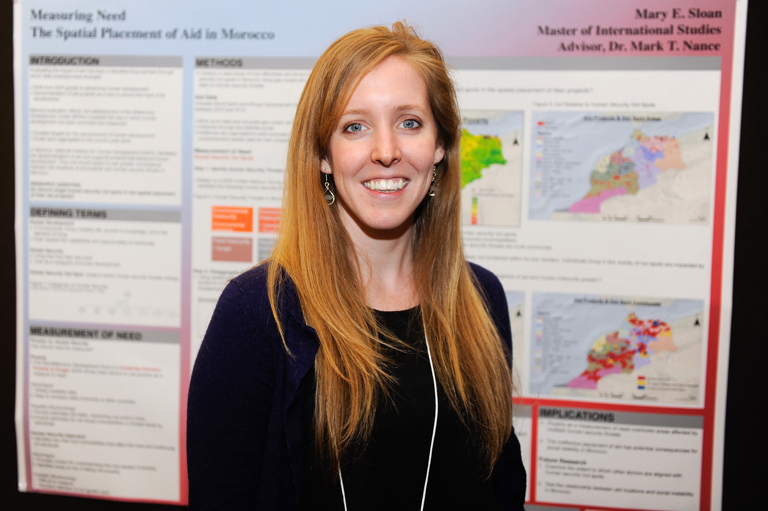 Grad student, Boren Fellow seeks answers to youth unemployment in Morocco