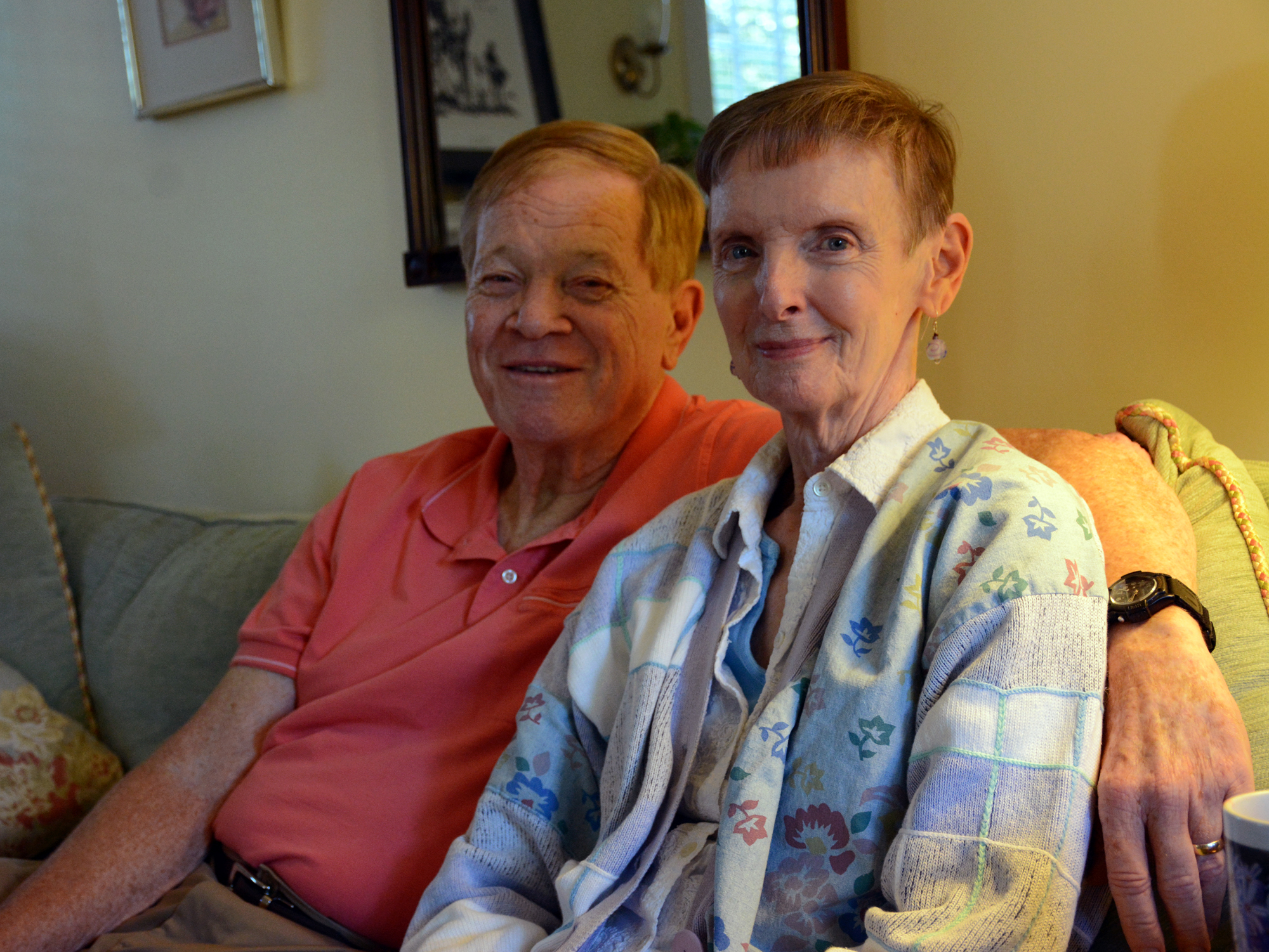 Curiosity, Commitment Define Couple's Marriage — and Their Philanthropy