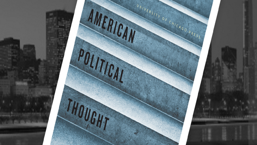 Image of the American Political Thought Journal.
