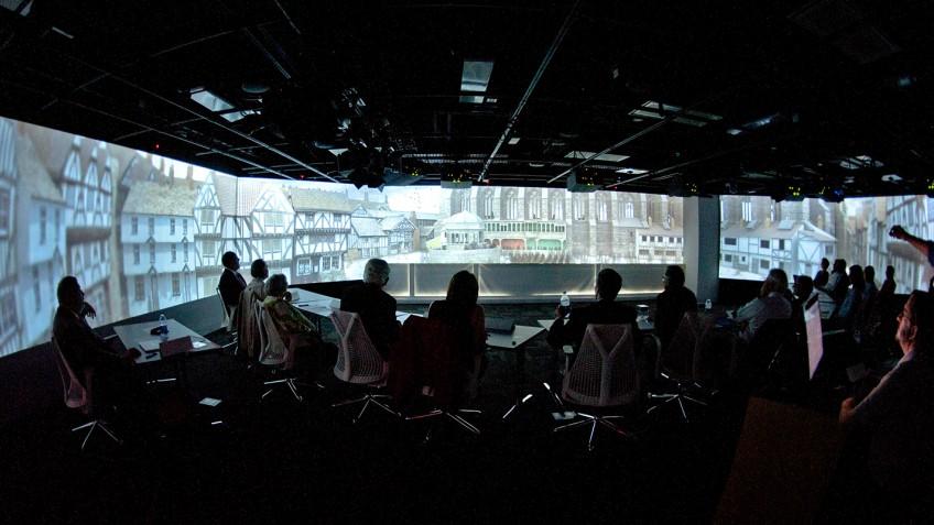 Digital Humanities Team Not 'Donne' Yet