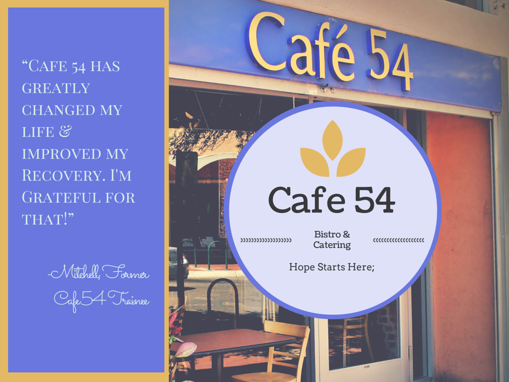 Cafe 54 Front