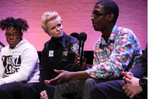 All Stars Project_Operation Conversation Cops & Kids