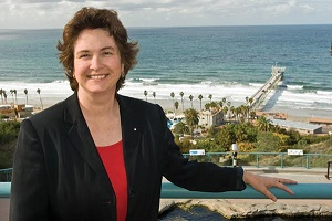 Nigella Hillgarth, executive director, Birch Aquarium at Scripps