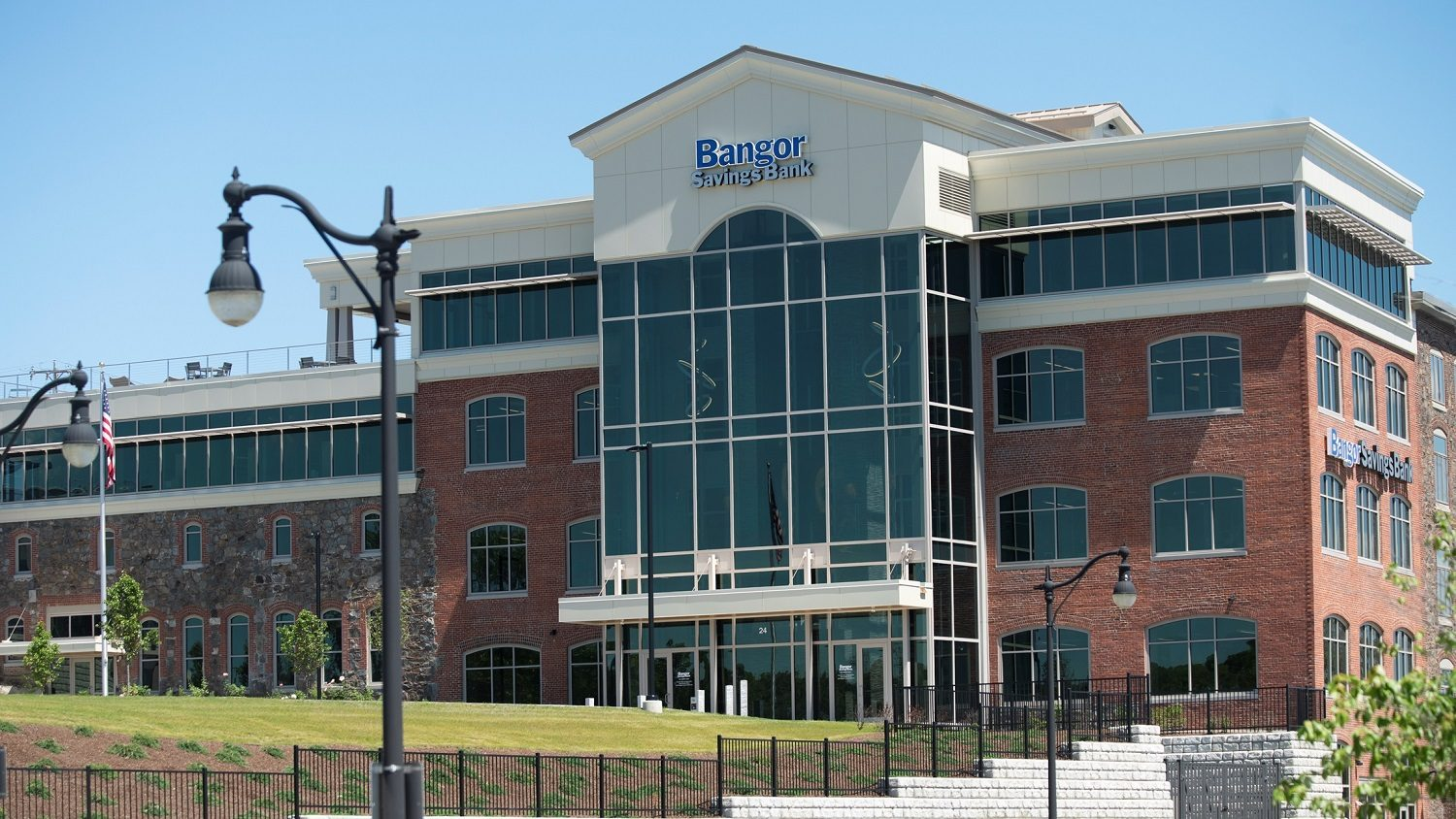 Bangor Savings Bank exterior