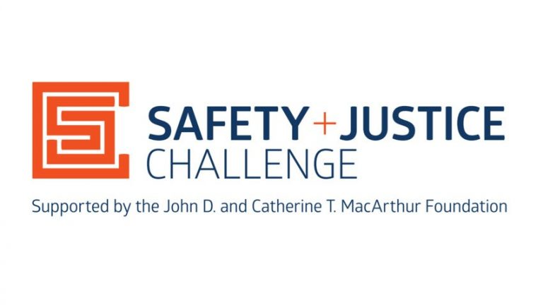 Safety + Justice Challenge Logo