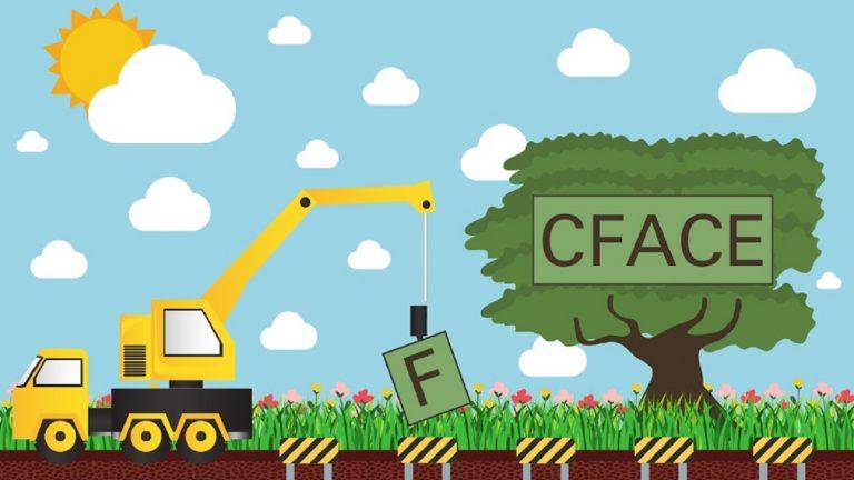 CFFACE to CFACE