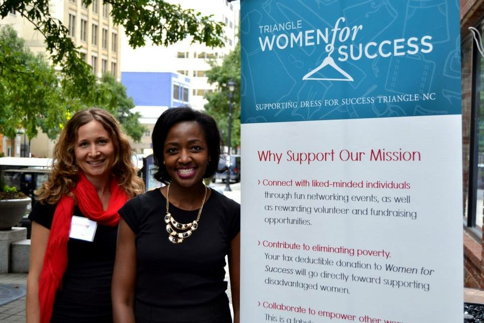 Singler is active in promoting programs that support success for women. She is with Ashley Ascott, co-founder of Women for Success.