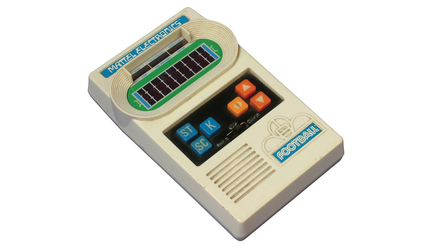 old football video game