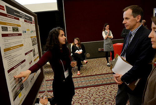 38 Students Showcase Graduate Research at NC State Symposium