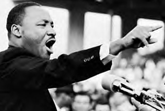 English Prof. Shows Langston Hughes' Hidden Influence on MLK