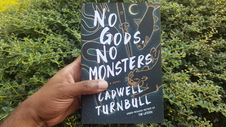"""cover of """"No Gods, No Monsters"""""""