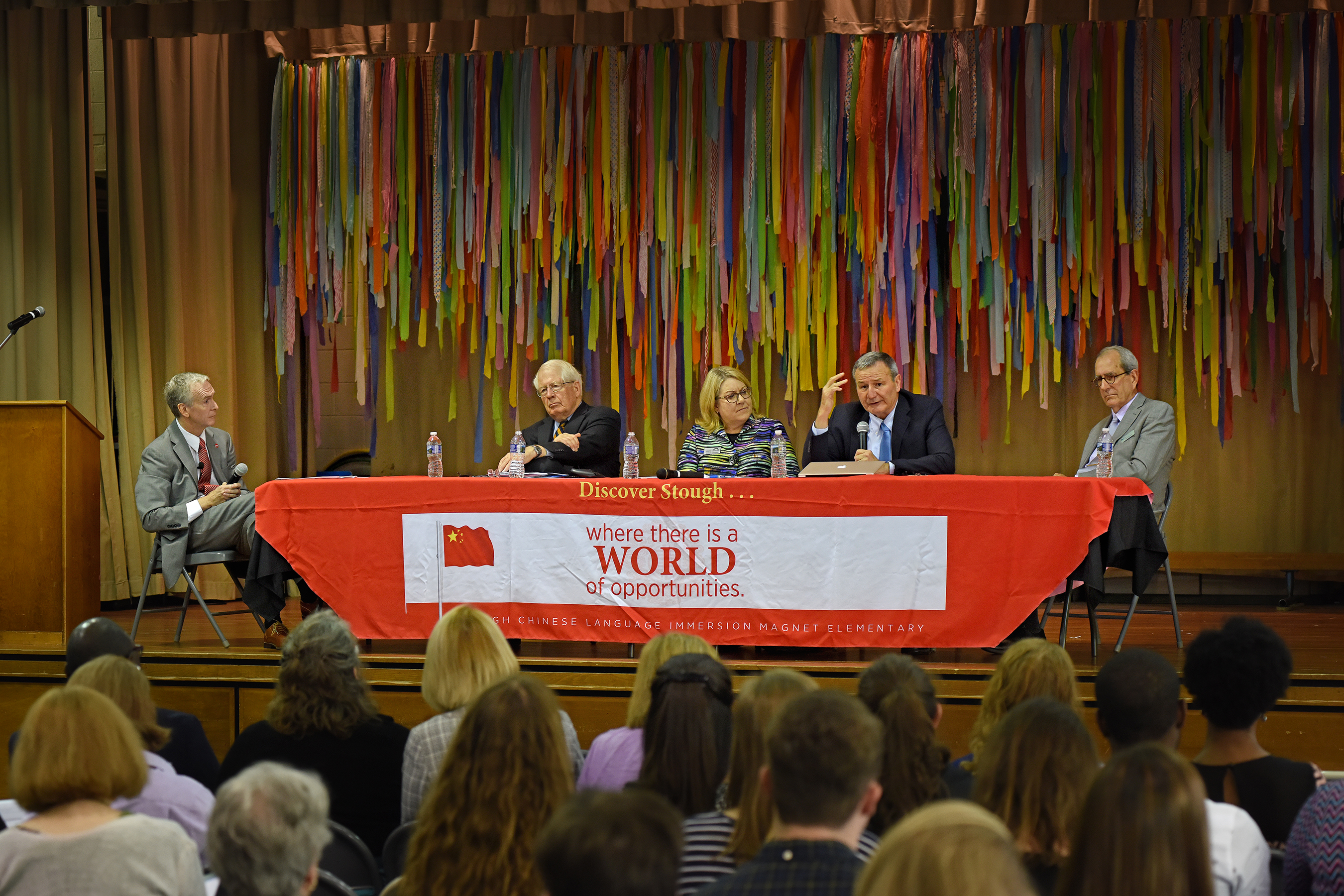 Why Language Education Matters: NC State Co-Hosts Panel