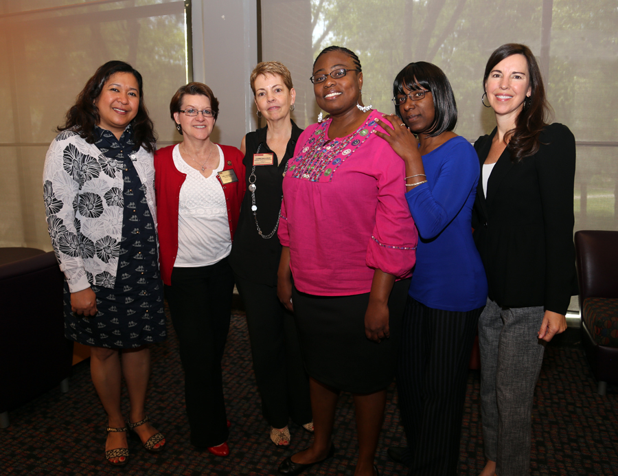 Staff Celebrated, Thanked at Annual Event