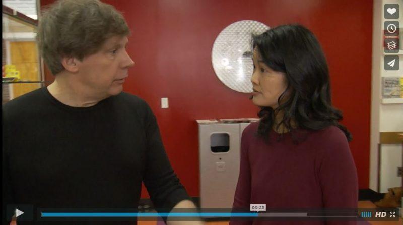 Dr. Susanna Lee interviewed by Chuck Pell