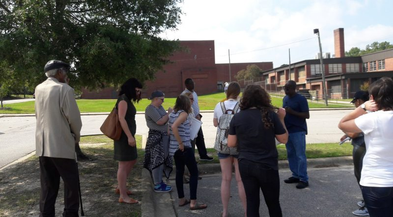 Class Trip Explores People's History of Civil Rights